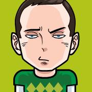 fym-sheldoncooper Un avatar sympa avec FaceYourManga