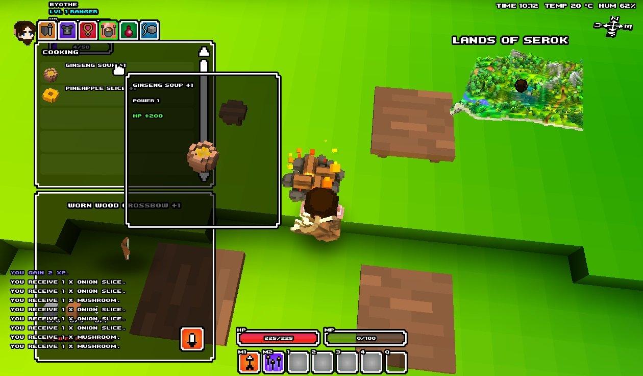 cubeworld6-cuisine Cube World, le jeu dont vous allez entendre parler !