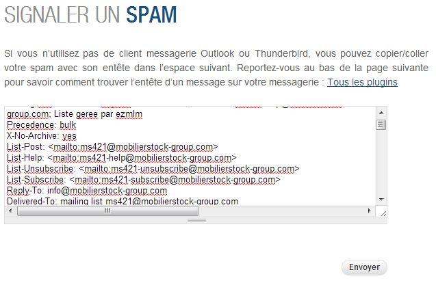 signal-spam2 Marre des spams ? Contribuez à les éliminer avec Signal Spam !