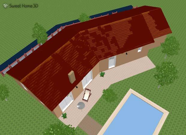 Sweet home 3d r alisez vos propres plans et am nagements for Tuto architecte 3d