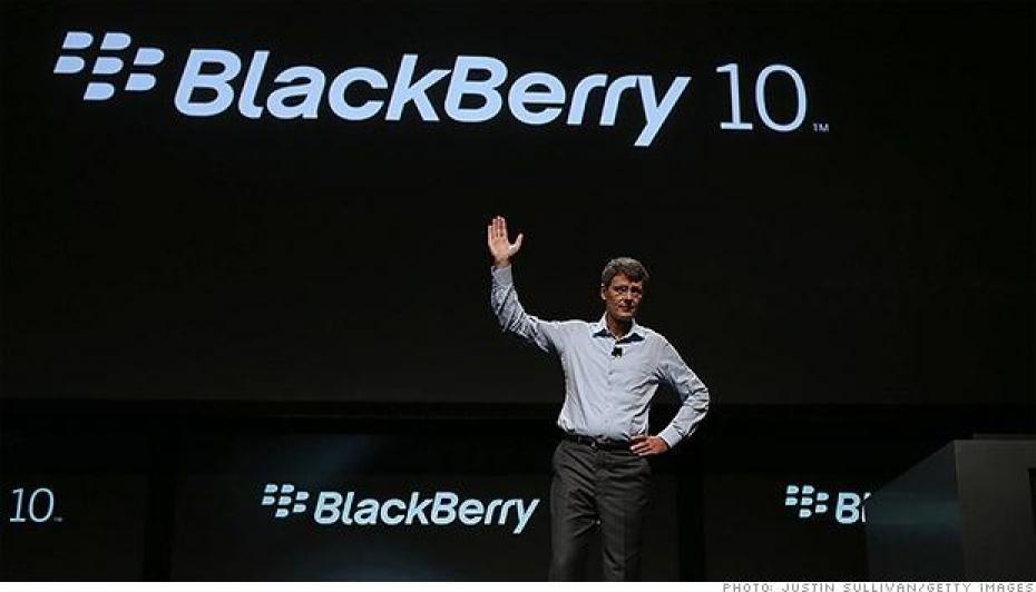 BB BlackBerry ? C'est fini...