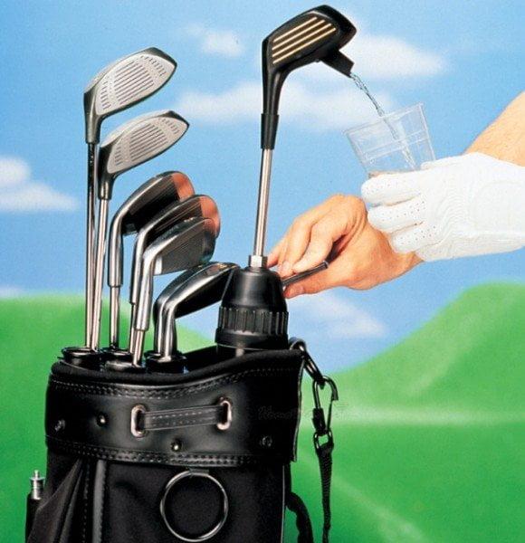 gourde-golf 20 gadgets pour une cuisine techno !