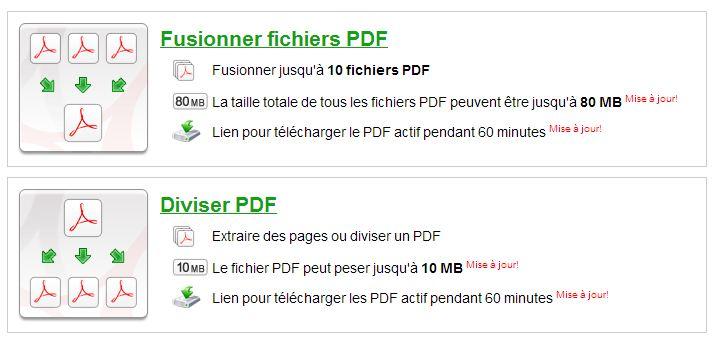 ilovepdf-screen1 Fusionner ou diviser un fichier PDF en ligne, c'est possible !