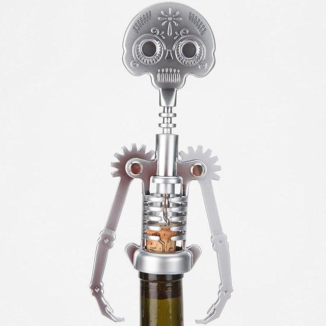 tire-bouchon-robot 20 gadgets pour une cuisine techno !