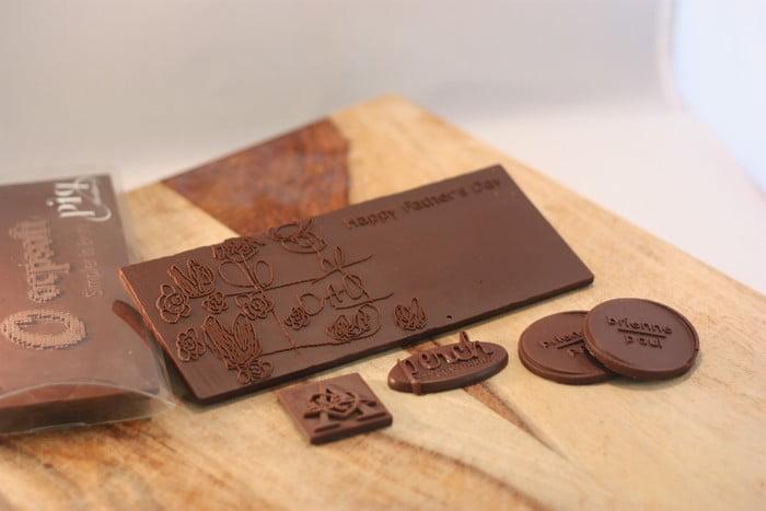 1 L'impression 3D sur chocolat... Un rêve ?