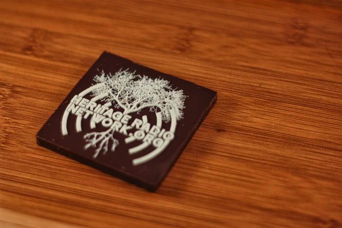 4 L'impression 3D sur chocolat... Un rêve ?