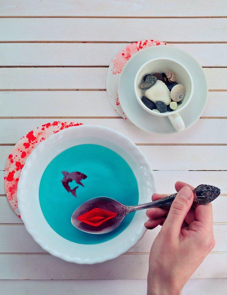 Dina-Belenko-grand-bleu FoodArt - Dina Belenko