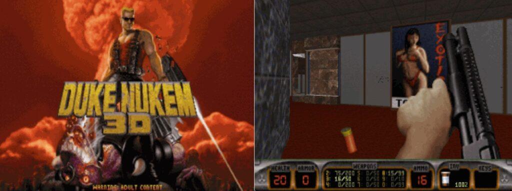 DukeNuken-1024x383 Abandonware : rejouez à vos jeux vintage gratuitement !