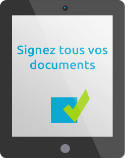 element-tablet Yousign : la signature électronique qui vous simplifiera la vie