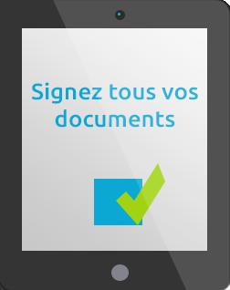 element-tablet Yousign : la signature électronique qui vous simplifiera la vie