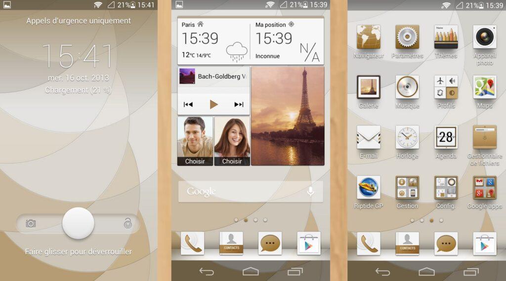 huawei3-1024x569 Test du Huawei Ascend P6, un smartphone bien et même pas cher !