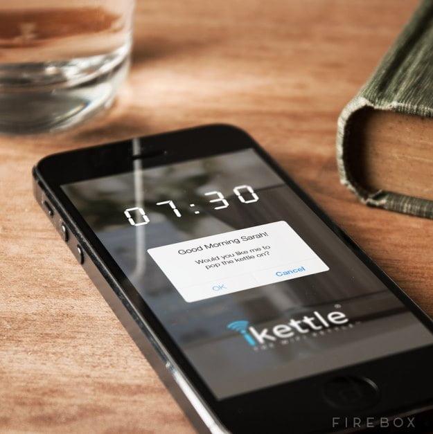 iKettle-3 iKettle : la première bouilloire wifi