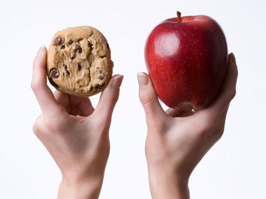 pomme-vs-cookie Des caméras intelligentes vous mettent au régime