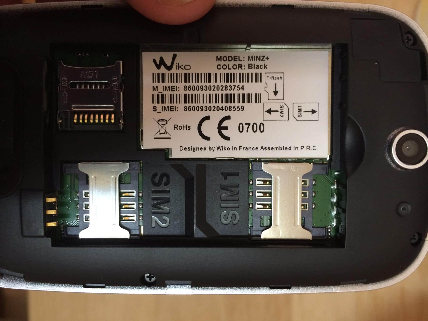 01cb5dc7d2e0abfadede7395f5a01d908a50843ca0 Test du Wiko Minz+, un BlackBerry-like vraiment pas cher