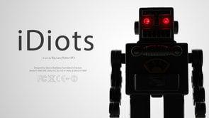 big-lazy-robots Vidéo : iDiots, une satire de la dépendance et de l'obsolescence programmée