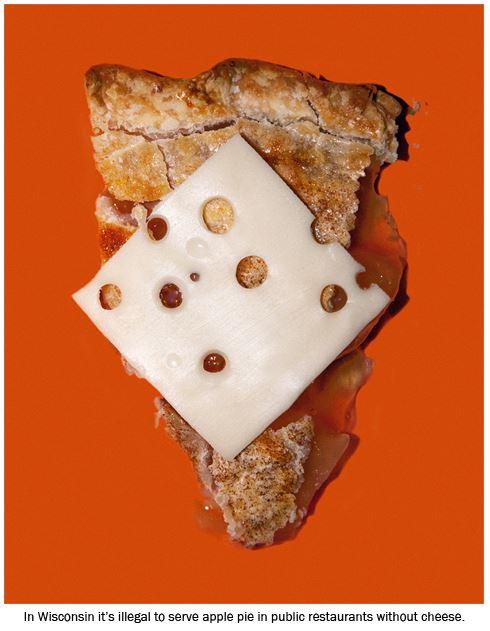 ifoughtthelaw-tarte-pomme Les lois américaines les plus loufoques mises en scène par une photographe