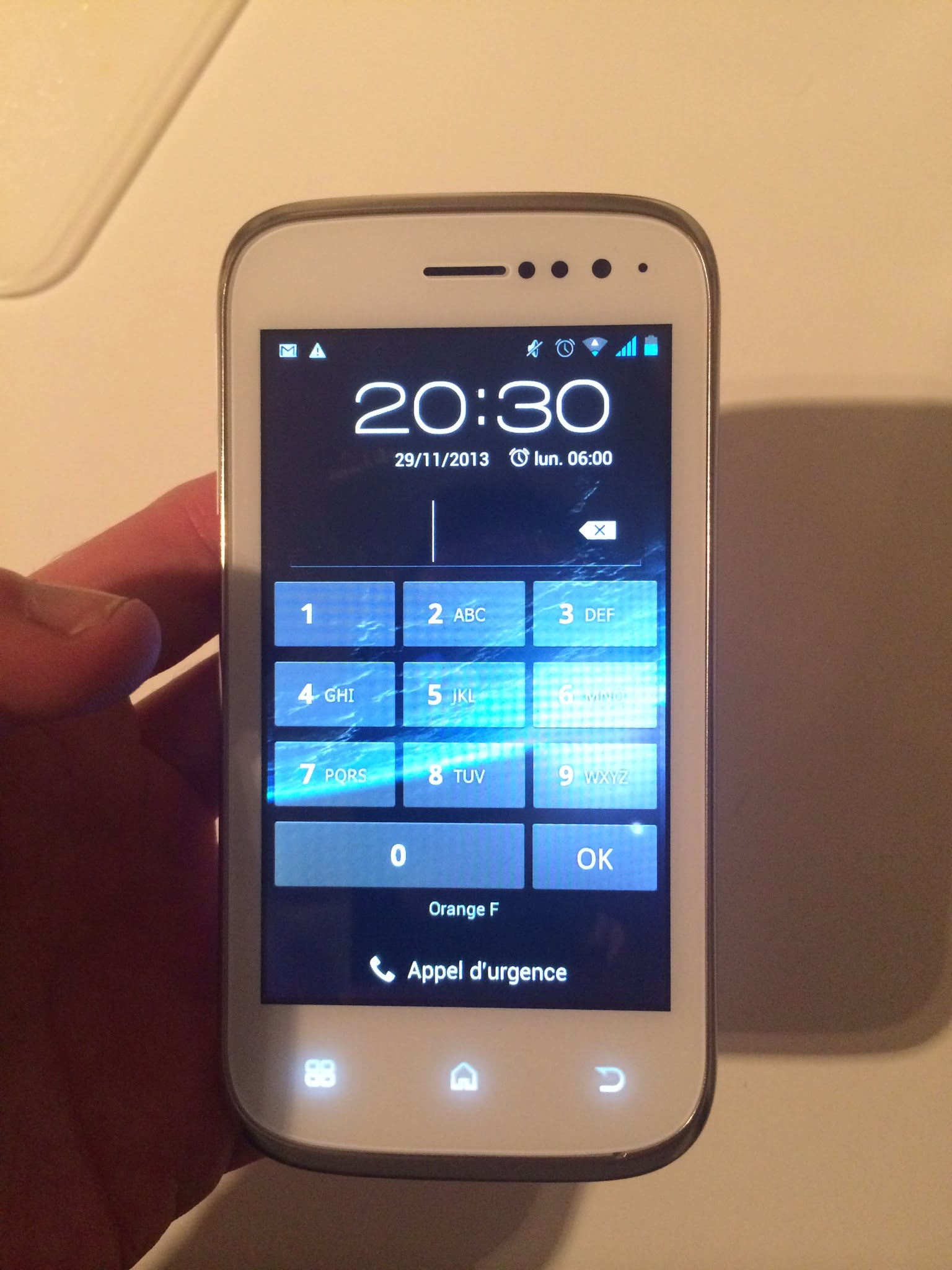 01e010353e5bf3545929f011037d2fb2463fe86194 Test : le Wiko Cink Slim un smartphone pas trop mal et pas trop cher