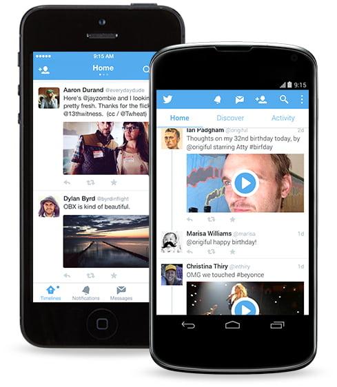21 Twitter 6.0 : envoyez vos photos en DM