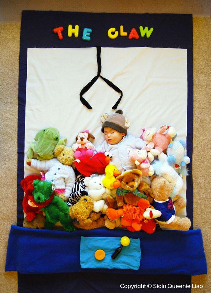 a-priceless-gem Photo : des siestes de bébés mises en scène !