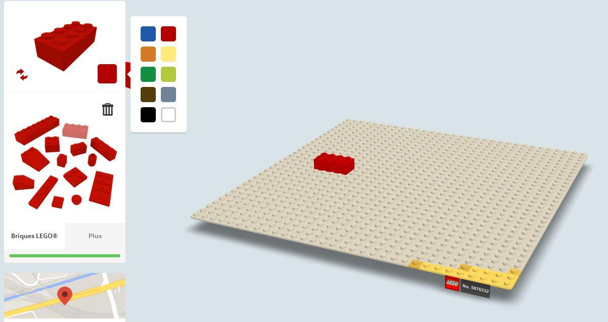 lego-build6 Build With Chrome : jouez aux LEGO® sur votre navigateur internet !