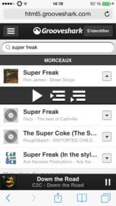 photo-3-169x300 Grooveshark, une alternative à Deezer et Spotify