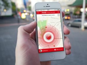 coca-cola-radar-for-good-association-aider-application-mobile-2-300x225 Coca-Cola vous aide à faire une bonne action avec une application