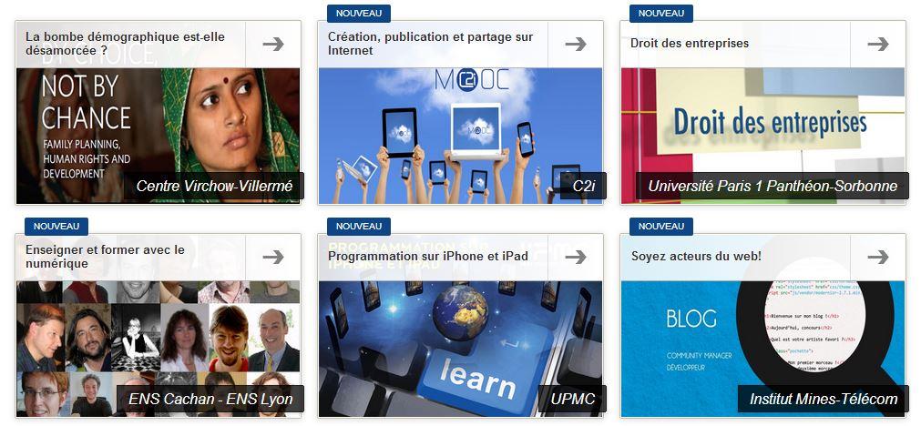 fun-mooc1 Découvrez FUN et le MOOC, ou comment apprendre grâce à des cours en ligne