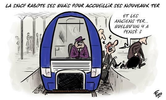 sncf-anciens-ter Nouveaux trains trop larges à la SNCF : le web se déchaîne en image !