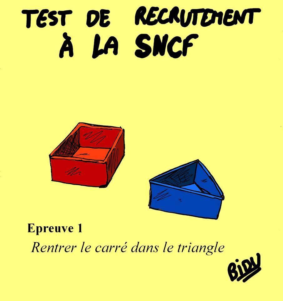 sncf-bidu Nouveaux trains trop larges à la SNCF : le web se déchaîne en image !