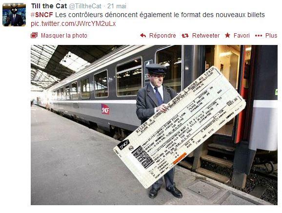 sncf-billets Nouveaux trains trop larges à la SNCF : le web se déchaîne en image !