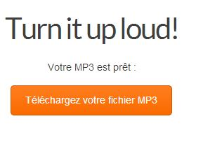 video2mp3-3 Récupérer le son des vidéos Youtube au format Mp3 avec Video2Mp3
