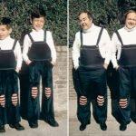 back-to-the-future-5-150x150 Des photos d'enfance reprisent aujourd'hui dans les mêmes conditions