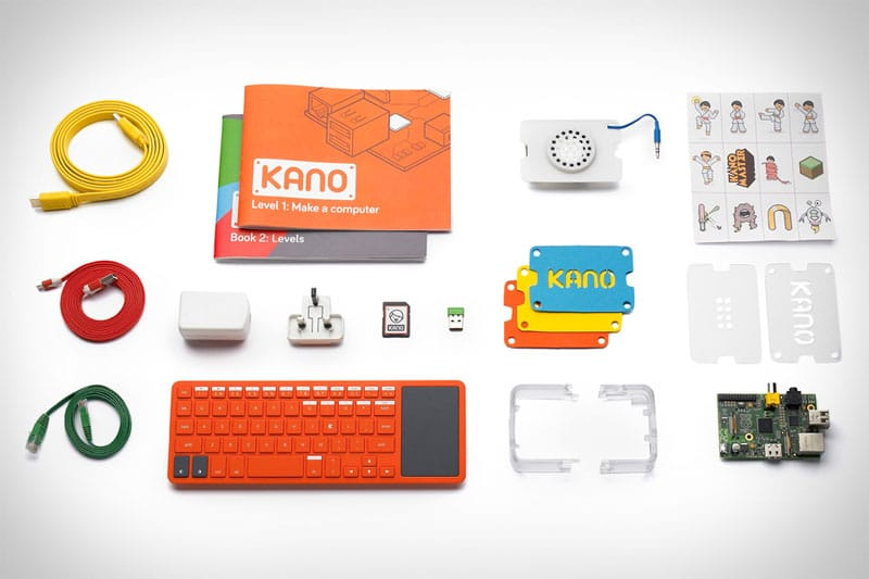 kano-ordinateur-kit-2 Kano, l'ordinateur en kit pour tout comprendre