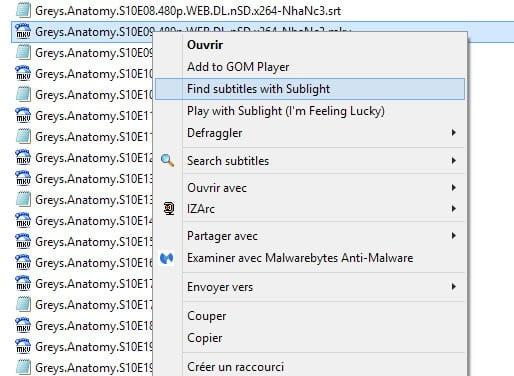 sublight-sous-titres-windows Sublight, retrouvez facilement les sous-titres de vos films ou séries préférés !