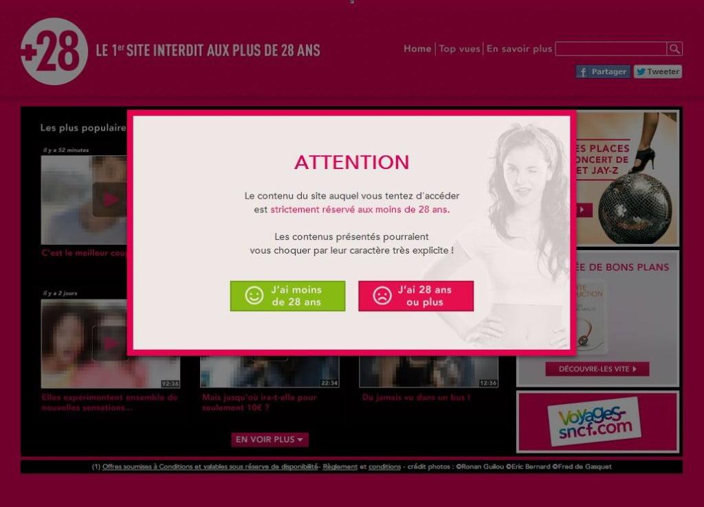 28max-sncf L'image du jour : la campagne de pub 28+ de la SNCF fait polémique