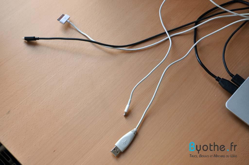 cable-desordre Finis les câbles en vrac sur votre bureau grâce à Stoppi !