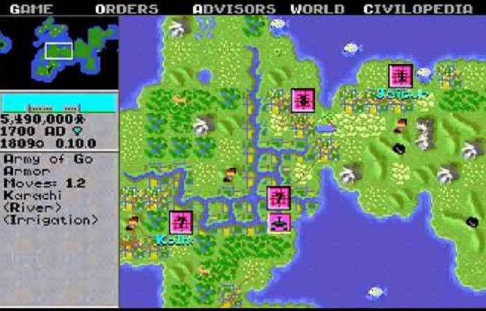 civilization-I Le prochain opus du jeu Civilization prévu pour octobre 2014