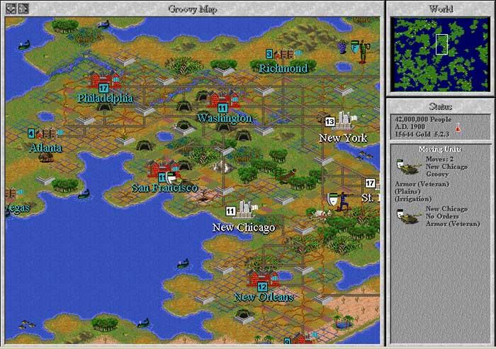 civilization-II Le prochain opus du jeu Civilization prévu pour octobre 2014