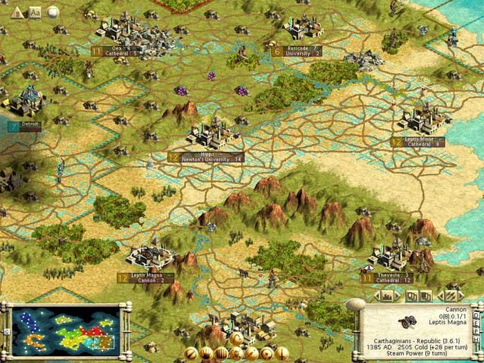 civilization-III Le prochain opus du jeu Civilization prévu pour octobre 2014