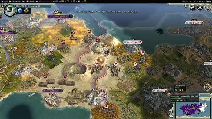 civilization-V Le prochain opus du jeu Civilization prévu pour octobre 2014