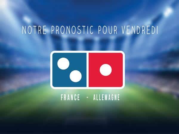 dominos-pizza-pronostique Humour : quand les marques soutiennent l'Equipe de France de foot