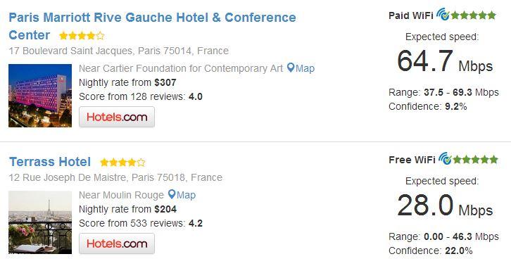 hotel-wifi-test-paris Un site web qui classe les hôtels en fonction de leur connexion Wifi