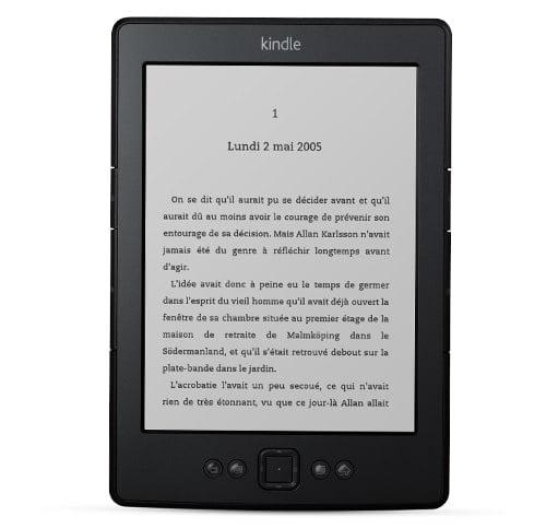 kindle-promo Jusqu'au 25 juillet, le Kindle à 29€