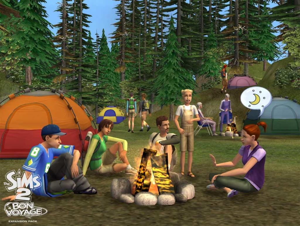 sims-2-bon-voyage Le jeu Les Sims 2 disponible gratuitement !