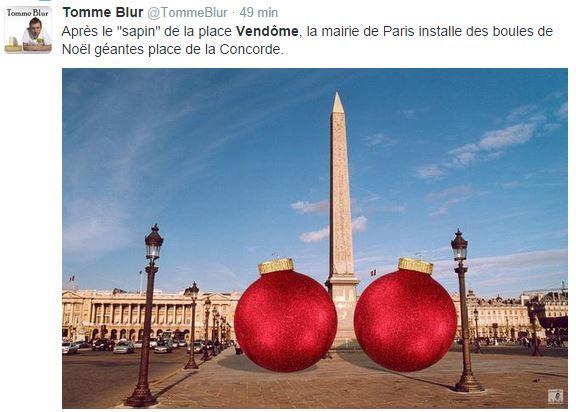 boules-concorde-mccarthy Sculpture ou sextoy Place Vendôme ? Les réactions du web !