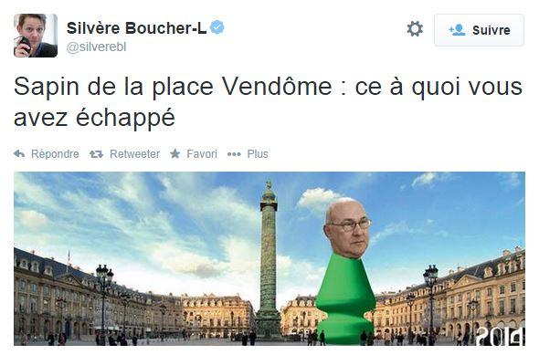 sapin-mccarthy Sculpture ou sextoy Place Vendôme ? Les réactions du web !