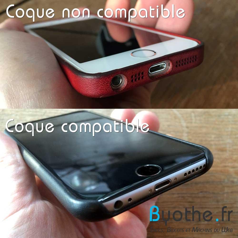 charge-sync-dock-belkin-coque Test du dock chargeur lightning pour iPhone de Belkin