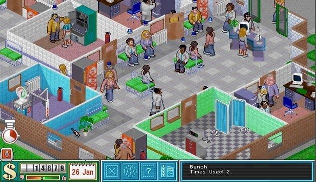theme-hospital Bon plan : le jeu PC Theme Hospital gratuit provisoirement sur Origin