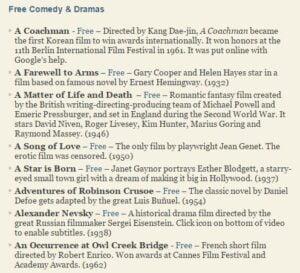 open-culture-liste-films-300x273 700 films réalisés par des légendes du cinéma disponibles gratuitement en ligne