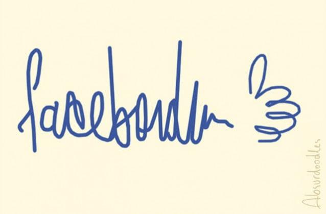 absurdoodles-facebook Et si les logos des grandes marques avaient été dessinés par des médecins ?